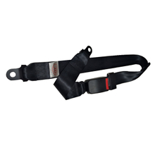 100% Polyester Two-point Vehicle Seat Safety Belt
